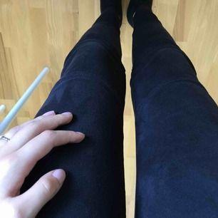 Svarta mocka leggings! 💫
