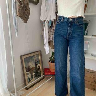 Yoko jeans från monki, i superbra skick!