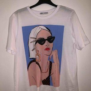 T-shirt med tryck, använd 1 gång