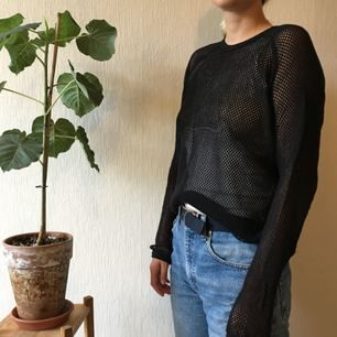 Nättröja från Weekday Frakt: 25kr Jag är 177cm och bär normalt M 🌿🌿