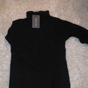 Jättemysig stickad tröja som aldrig kom till användning!  BUDA!🥳