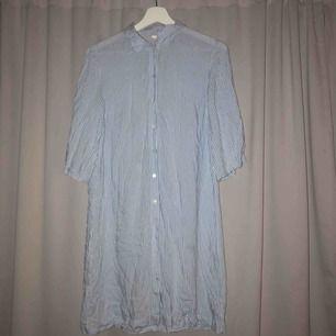superskön skjortklänning! frakt tillkommer💙💙💙