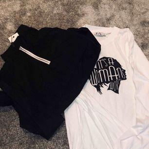 ✨(Från Linn Ahlborgs kollektion) Svart Pocket Jacket strl XS & en Oversized T-shirt dress strl XS men passar även S,M (aldrig använt). Super snyggt att matcha tillsammans, vill man köpa bägge 399kr   Annars: pocket jacket: 279kr,  T-shirt/dress 199kr✨