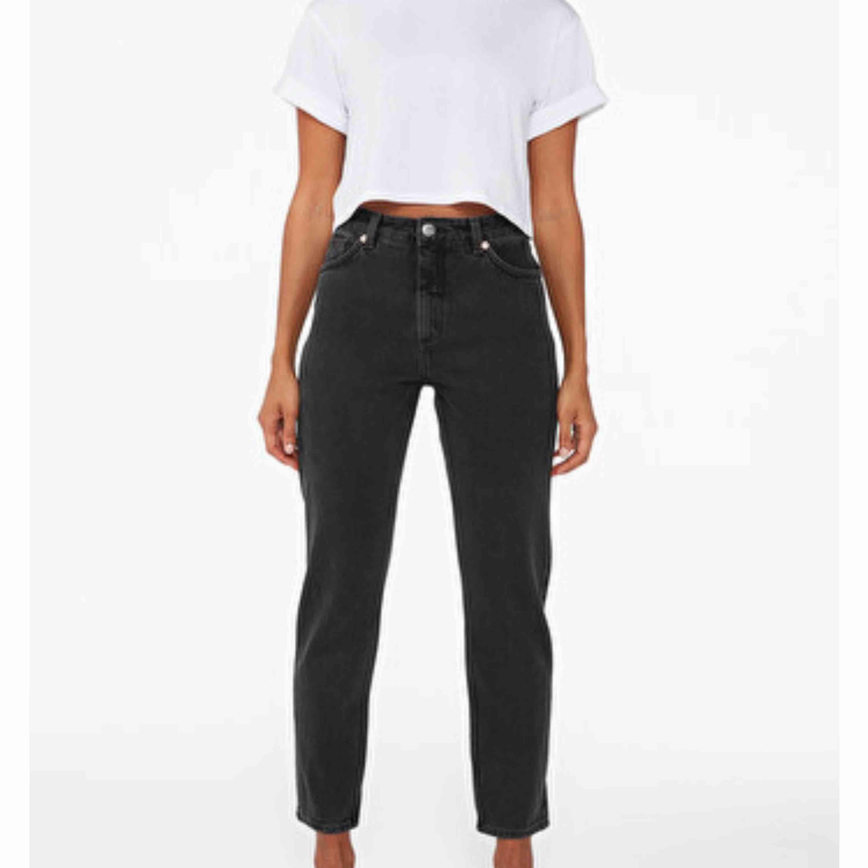 Monnki-jeans i modellen Kimomo. I storlek 27!. Jeans & Byxor.