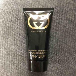 Hudkräm från Gucci Guilty aldrig använd