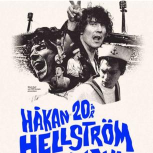 Säljer en Håkan Hellström affisch med ett coolt motiv! Affischen är 70×100 cm Köparen står gör frakten!🌻