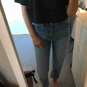 Snygga, helt oanvända mom jeans!💕