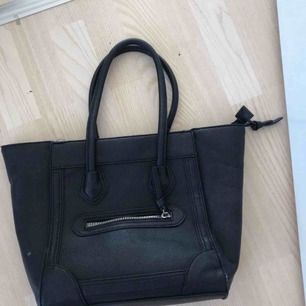 Snygg väska som är rymlig