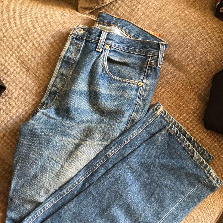 Så snygga herrjeans från Levis!😍så fint skick!. Jeans & Byxor.
