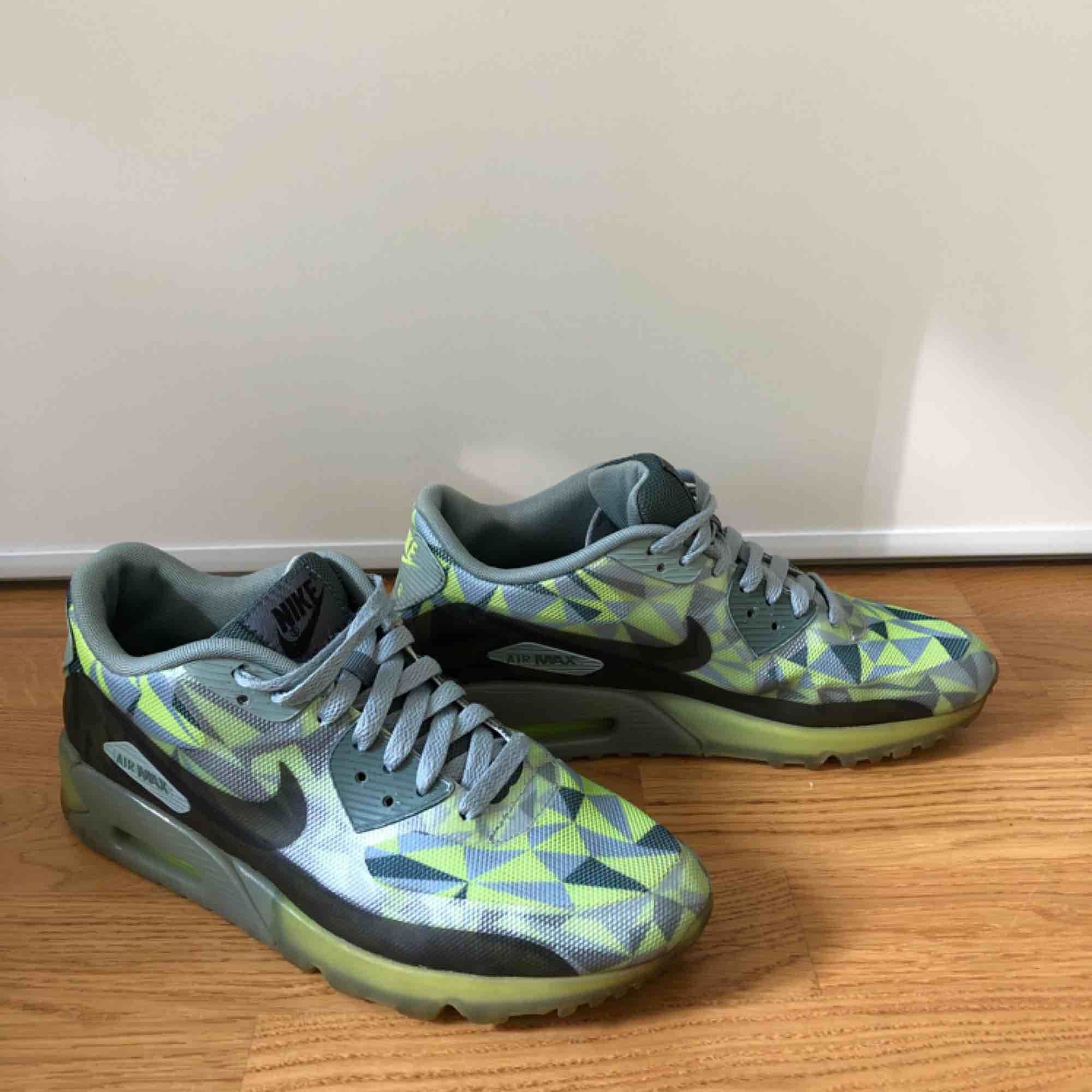 Nike Air Max Art 631748-700 Exclusive colorway from USA  Never saw the same shoes  US. 7.5, EU 40.5 (25.5 sm) . Skor.