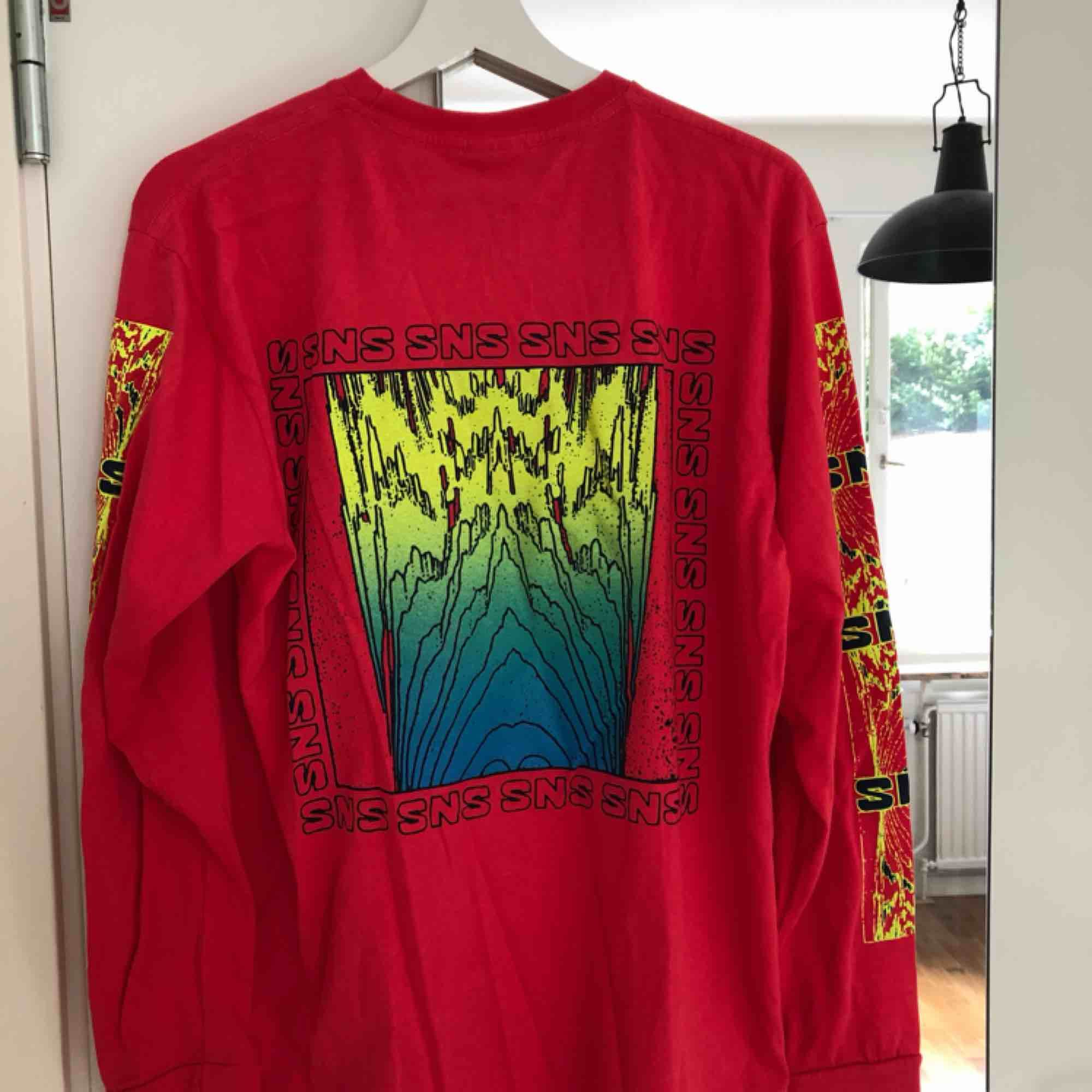 SNS outdoor LS Tee  Small sizing  unisex . T-shirts.