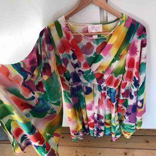 Tunika i polyester från H&M garden collection