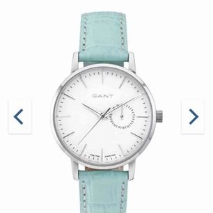 Helt oanvänd klocka från gant Passar perfekt till hösten nu när det är inne med att matcha färger Fungerar helt frifritt