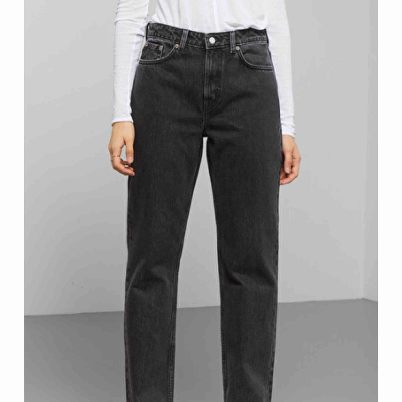 Weekday jeans som passar en s. Som nya. Grå i voyage. Jeans & Byxor.