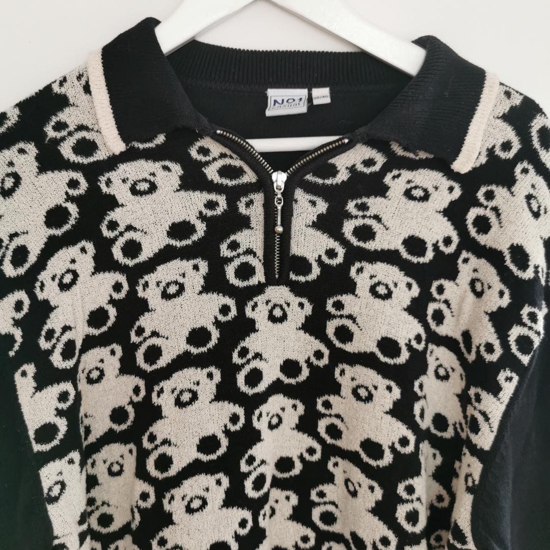 Så gullig och gosig tröja, då jag har strl xs/s egentligen så har jag haft den som klänning 😊 Frakt ingår i priset 🐻. Tröjor & Koftor.