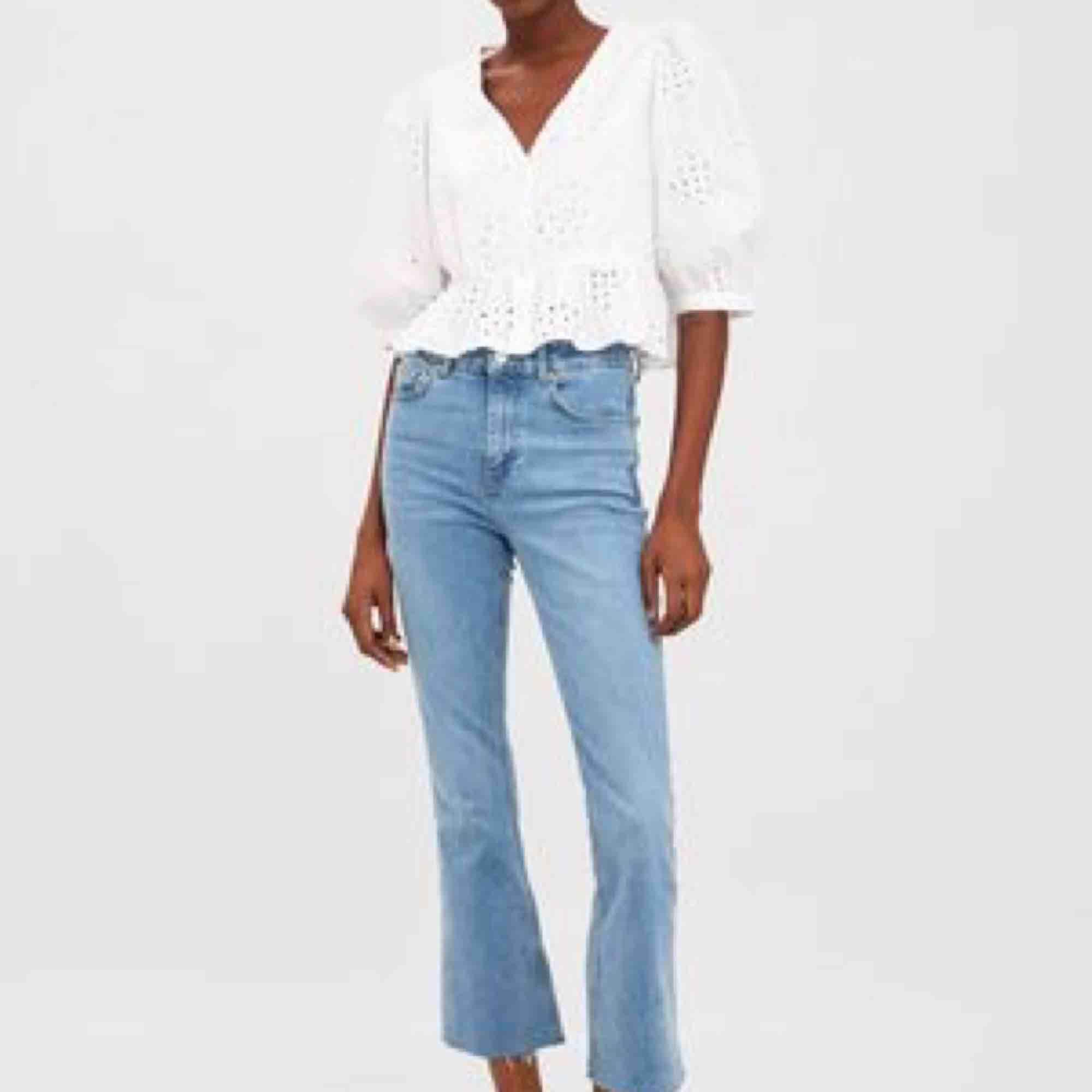 Storlek:. 36 Använda 2gånger bara köpt för 250kr. Jeans & Byxor.
