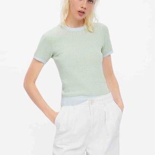 Stickad tröja från Zara  Enats använd en gång som ny