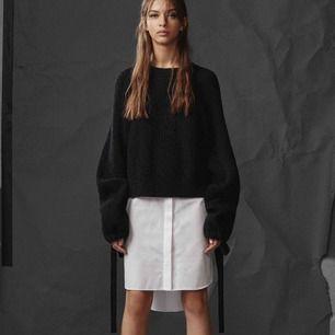 AllSaints Black Sura Sweater Dress — Superfint klänning perfekt till hösten 🍂🍁