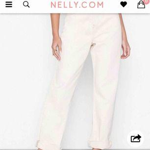 Jätte fina beiga byxor från nellie.com 🌹