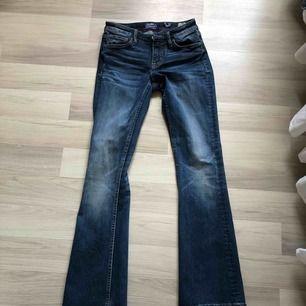 Supersnygga jeans från crocker som tyvärr är för små för mig, nyskick
