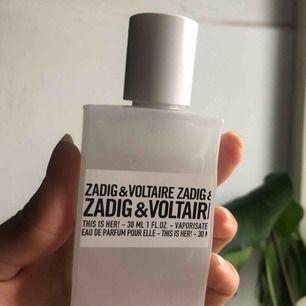Parfym från Zadig & Voltaire - this is her. Sparsamt använd. Nypris 570kr
