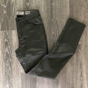Vaxade jeans, använda 1 X