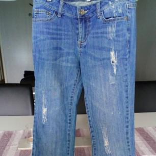 Begagnade jeans från cubus. Frakt tillkommer