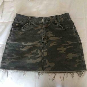 Camo kjol från topshop🌿