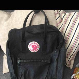 Äkta fjällräven ryggsäck i gott skick Endast seriösa köpare Tack!