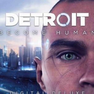 Säljer ett spel till ps4. Detroit become human. Nyskick 600kr. Köptes nyligen