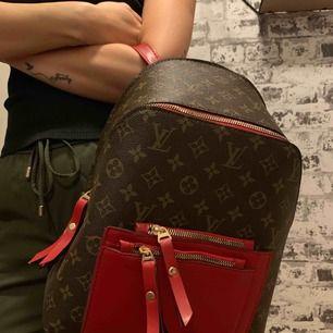 Louis Vuitton ryggsäck väska oanvänd.  Riktigt bra kvalité  —— OBS: KÖPAREN STÅ FÖR FRAKTEN!