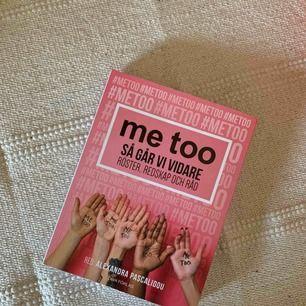 #METOO boken! Älskar denna bok, nu utläst och dags att ge vidare. Nypris är 199kr