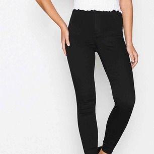 Basic jeans från Nelly. Stretchiga. Aldrig använda!