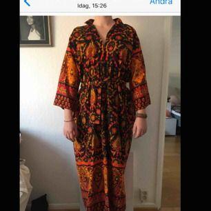 Indisk klänning i fint skick!