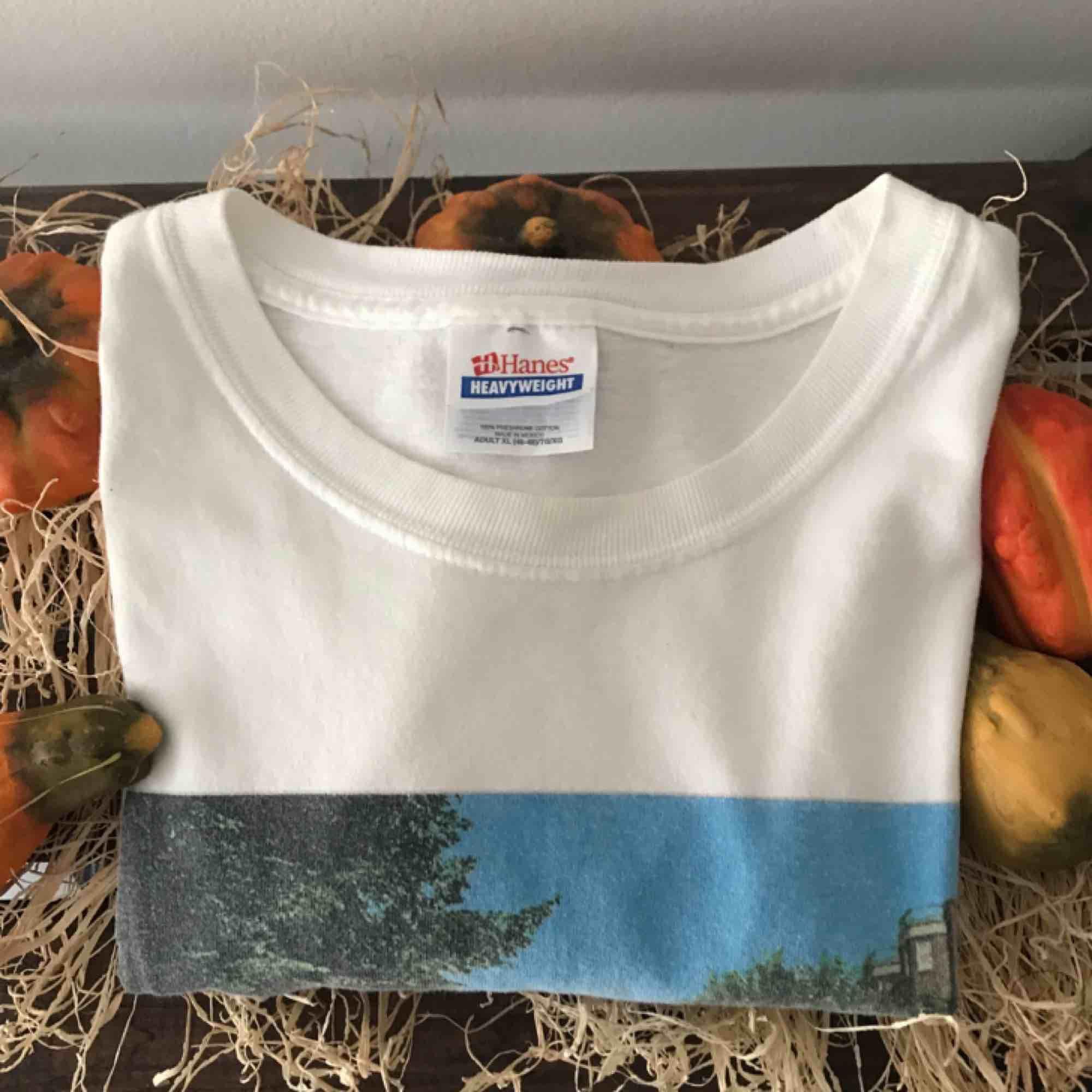 Så snygg vintage Beatles t-shirt från LTrainVintage Manhattan 💋 Den är så aesthetic och cool till hösten 👼🏼 Den ger mig visioner av att gå till en pumpa odling 🍁 Frakten betalar köparen ✨. T-shirts.