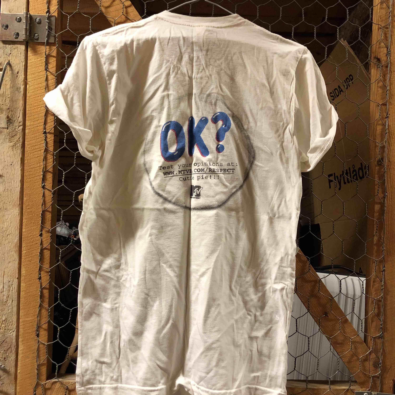 MTV-tröja. T-shirts.