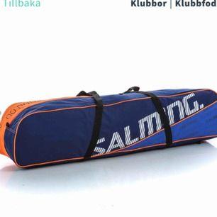 Helt ny innebandy bag som ni ser på sista bilden! Jag säljer denna fina bag eftersom jag har slutat med sporten och har ingen användning för den. Nypris 499