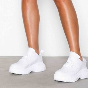 Snygga chunky sneakers från nelly. Storlek 36!