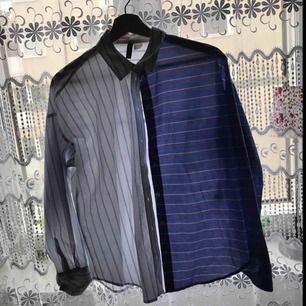 Skönt skjorta halv färgad köpt för 100kr