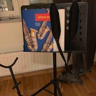 saxphone bundle för 500kr
