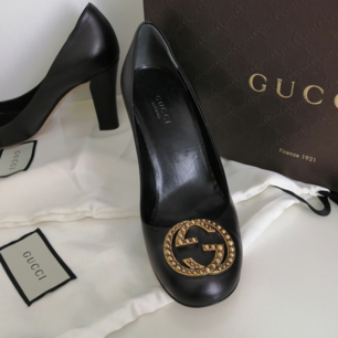 Gucci pumps, like new, worn a few times, box, dustbag, authentic, size 36/ insole 23.5cm, high heels 8cm,write me for more info