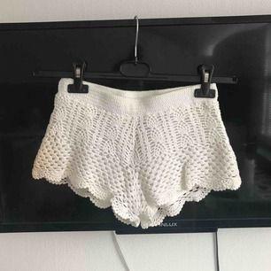 Virkade shorts från H&M