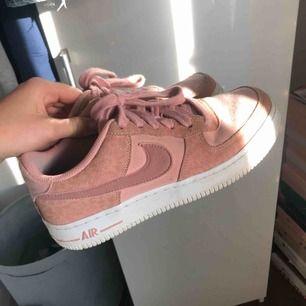 Nike air skor, inte mycket använda, fint skick