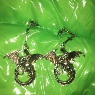 Drakörhängen! 🐉