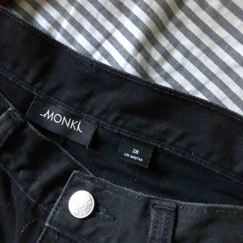 Mobki jeans shorts högmidjade. Shorts.