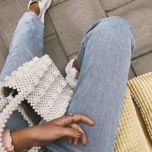 Väska med pärlor, enbart använd fåtal gånger