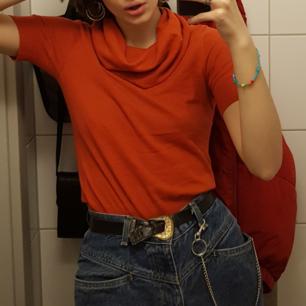 As fin tröja knappt använd, köpt secondhand❤🧡