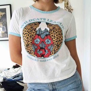 Retro T-shirt från Monki. (+frakt 45kr)