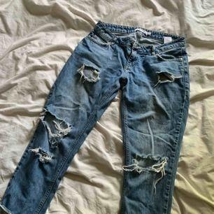Säljer mina favorit jeans då jag växt ur dom..