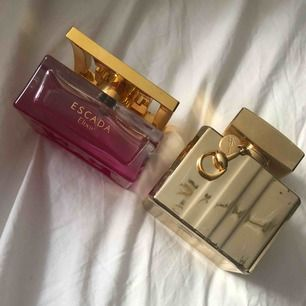 Halvt använda parfymer BORTSKÄNKES.   Finns att hämta vid Fridhemsplan
